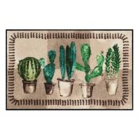 Fußmatte Salonloewe Kaktusgarten