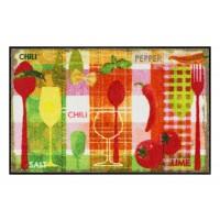 Fußmatte Salonloewe Kitchen Collage