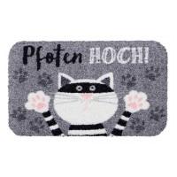 Fußmatte Salonloewe Pfoten hoch Katze XS