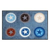 Fußmatte Salonloewe Star Circles