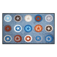 Fußmatte Salonloewe Star Circles XL