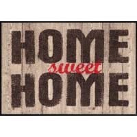 Fußmatte Salonloewe sweet home wood