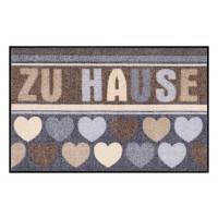 Fußmatte Salonloewe zu Haus mit Herz