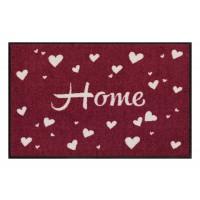 Fußmatte Salonloewe Zuhause mit Herz