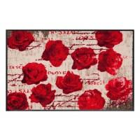 Fußmatte Salonloewe Design Scent of Roses 50cm x 75cm