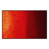 Fußmatte Salonloewe Design Shabby Orange 50 cm x 75 cm