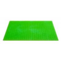 Fußmatte Trendy lime grün