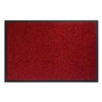 Fußmatte Twister rot