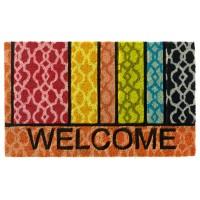 Kokosfußmatte Style Welcome