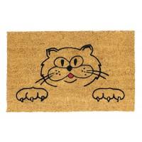 Kokosfußmatte Cocoprint Uno Katze