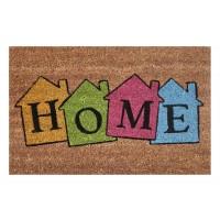 Kokosfußmatte Colourful Home