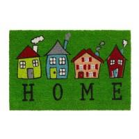 Kokosfußmatte Ruco Print home 4 houses