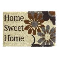 Kokosfußmatte Ruco Print home sweet home