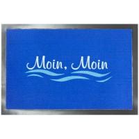 Fußmatte Deco & Wash Moin Moin