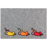 Fußmatte Noblesse 3 Mäuse
