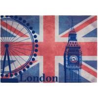 Fußmatte top print London