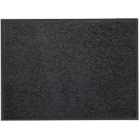 Fußmatte washtex schwarz