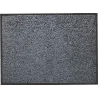 Fußmatte washtex dunkelgrau