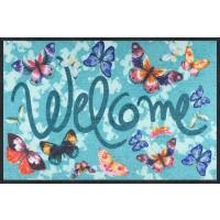 Fußmatte Welcome Butterfly Dream