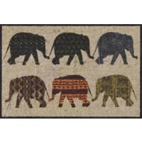 Fußmatte Elephant Parade
