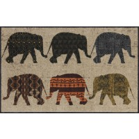 Fußmatte Elephant Parade XL