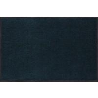Fußmatte Salonloewe Uni blaupetrol rechteckig