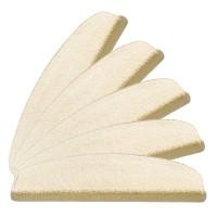 Stufenmatte Livorno elfenbein Sparpaket
