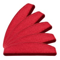 Stufenmatte Livorno rot Sparpaket