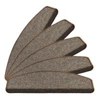 Stufenmatte Siena braun Sparpaket