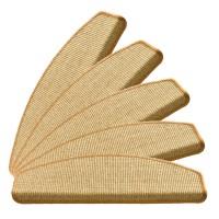 Stufenmatte Sisal tweed Sparpaket