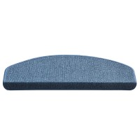 Stufenmatte Paris jeans blau