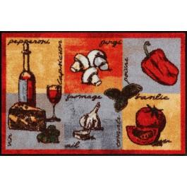 Fußmatte Salonloewe Design Cucina Mediterranea 50cm x 75cm