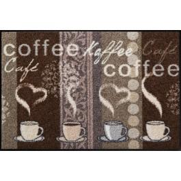 Fußmatte Salonloewe Design Kaffeehaus