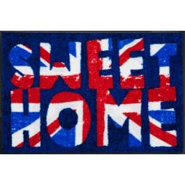 Fußmatte Salonloewe Design British Vintage 50cm x 75cm