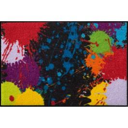 Fußmatte Salonloewe Design Splash 50 cm x 75 cm