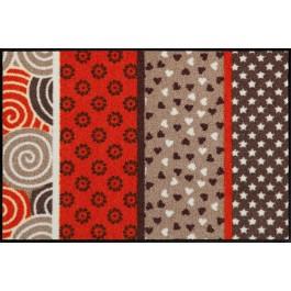 Fußmatte Salonloewe Design Grafiola 50cm x 75cm