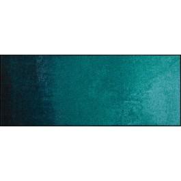 Fußmatte Salonloewe Design Shabby Petrol XXL