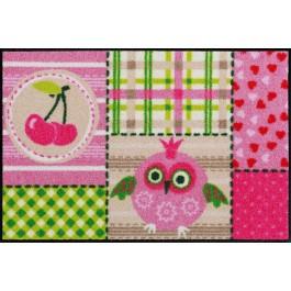 Fußmatte Salonloewe Design Pink Cottage