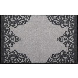 Fußmatte Salonloewe Design Leila Grey 75 cm x 120 cm