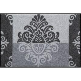 Fußmatte Salonloewe Design Leander Grey 50 cm x 75 cm