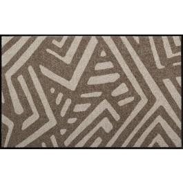 Fußmatte Salonloewe Design Malte 75 cm x 120 cm