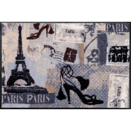 Fußmatte Salonloewe Design Bistro Paris 50cm x 75cm
