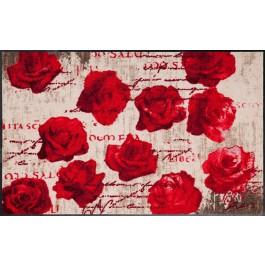 Fußmatte Salonloewe Design Scent of Roses 75cm x 120cm