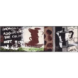 Fußmatte Salonloewe Design Cafe Solo 60cm x 180cm