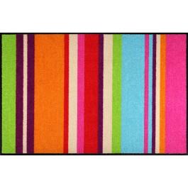 Fußmatte Salonloewe Design Alessa Multicolor 75 cm x 120 cm