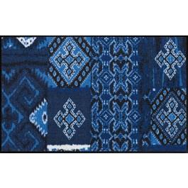 Fußmatte Salonloewe Design La Grange Blue 75 cm x 120 cm
