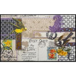 Fußmatte Salonloewe Design Natalie 75 cm x 120 cm