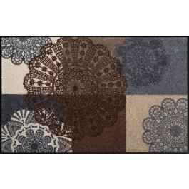 Fußmatte Salonloewe Design Alina Natur 75 cm x 120 cm