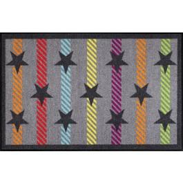 Fußmatte Salonloewe Design Stars on Stripes 75 cm x 120 cm