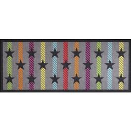 Fußmatte Salonloewe Design Stars on Stripes XXL